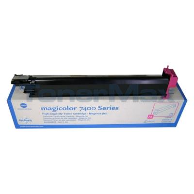 KONICA MINOLTA MAGICOLOR 7450 TONER MAGENTA 12K